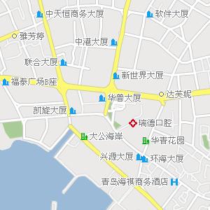 青岛远洋船员学院附近酒店宾馆