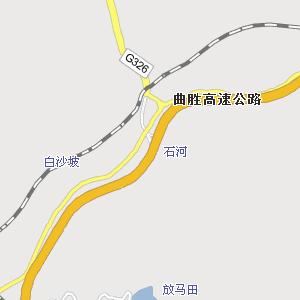 秦始皇古代扬州地图
