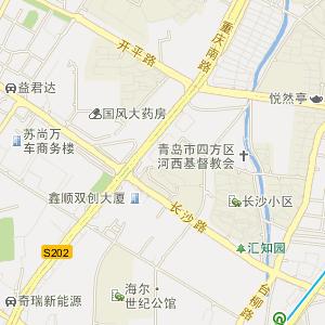 青岛嘉定路停车场附近酒店预订