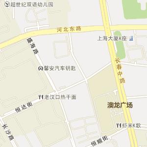 乌鲁木齐长春路附近酒店宾馆