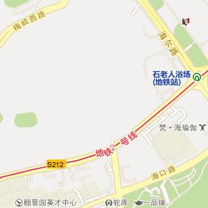 青岛宾馆预订 青岛崂山区劳动保障服务大厅旁边酒店