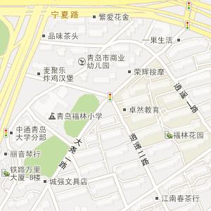 青岛闽江路停车场附近酒店预订