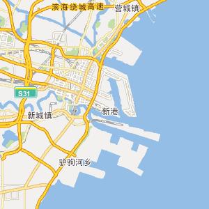 从天津机场如何坐公交去天津火车站(东)?