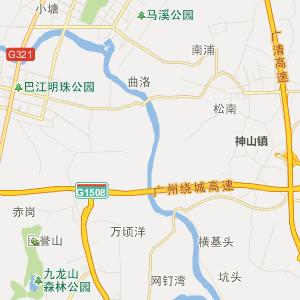 广州公交829路上行,广州829路上行公交线路
