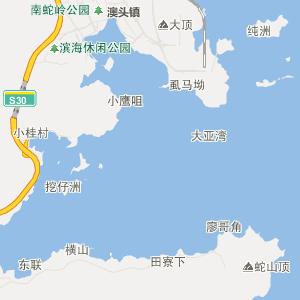 深圳公交车线路查询 深圳公交车线路 ->935路上行  显示全部站点名称