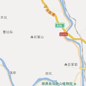南平火车站到福建林业职业技术学院