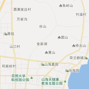 日照公交车线路查询 日照公交车线路 ->3路  长途汽车站 终点 日照市
