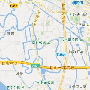 佛山公交车线路查询 佛山公交车线路 ->343路  显示全部站点名称 杨滘