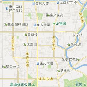 路北区地图_路北区地图全图_路北...