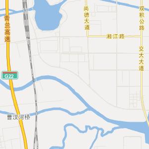 青岛开发区23路下行公交线路